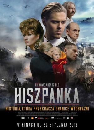 movie poster Hiszpanka