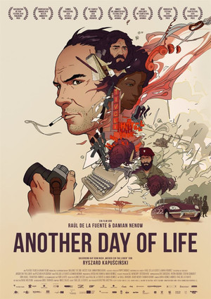 official movie poster Another Day of Life