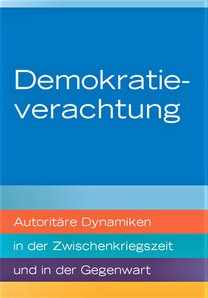Plakat Workshop Demokratieverachtung