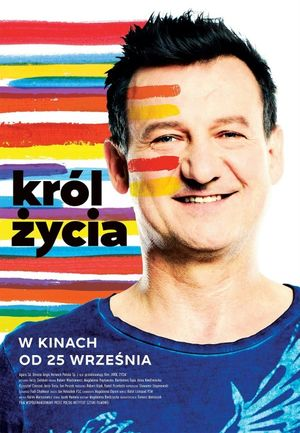 movie poster Król życia