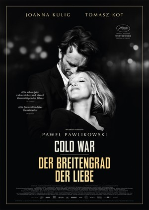 movie poster: Cold War