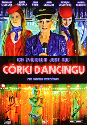 poster Córki Dancingu movie