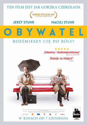 movie poster Obywatel