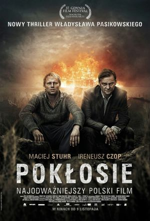 movie poster Pokłosie