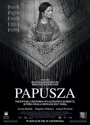 movie poster Papusza